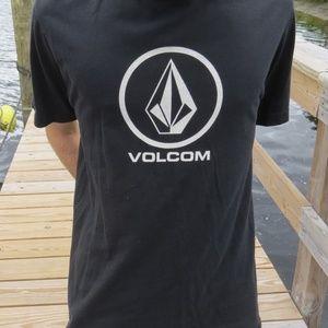 Volcom Classic Logo Tee